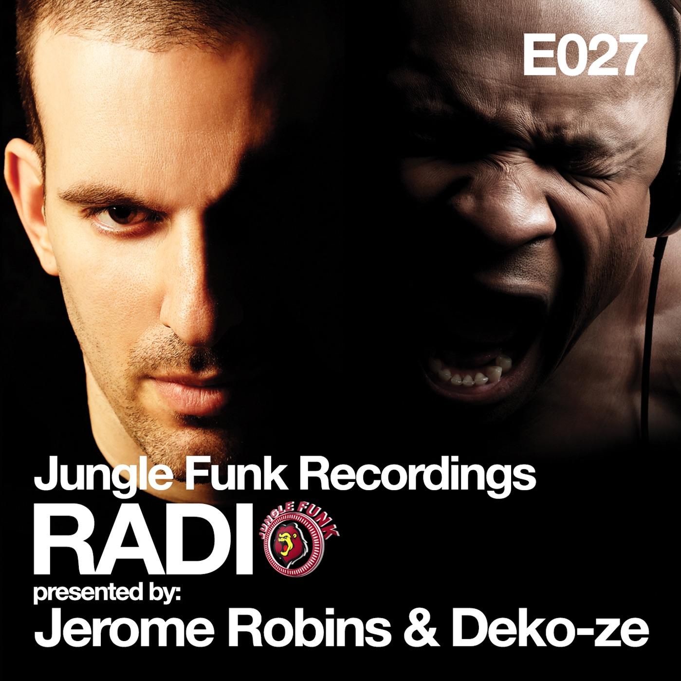 Jungle Funk Recordings Podcast Episode 027