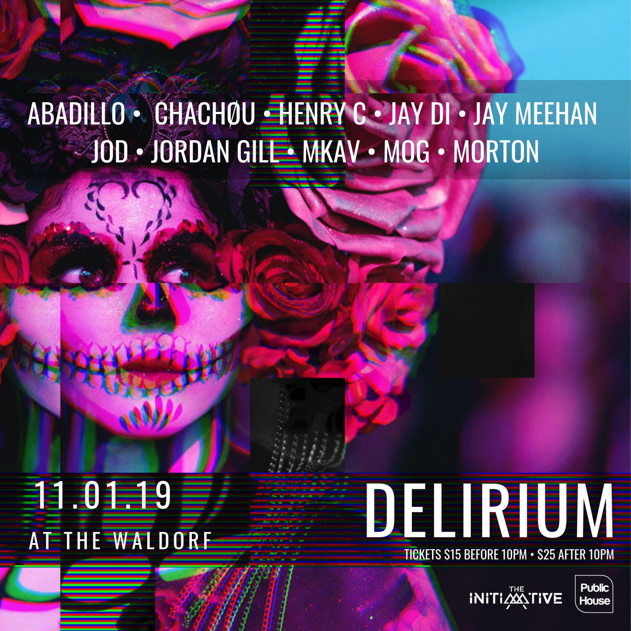Delirium 2019