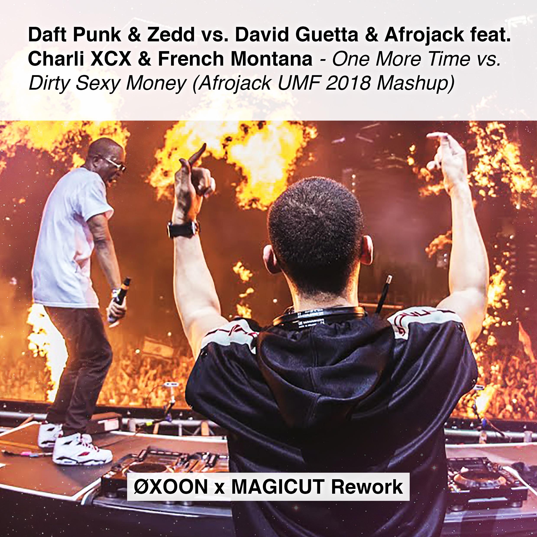 Daft Punk & Zedd Vs  David Guetta & Afrojack Feat  Charli