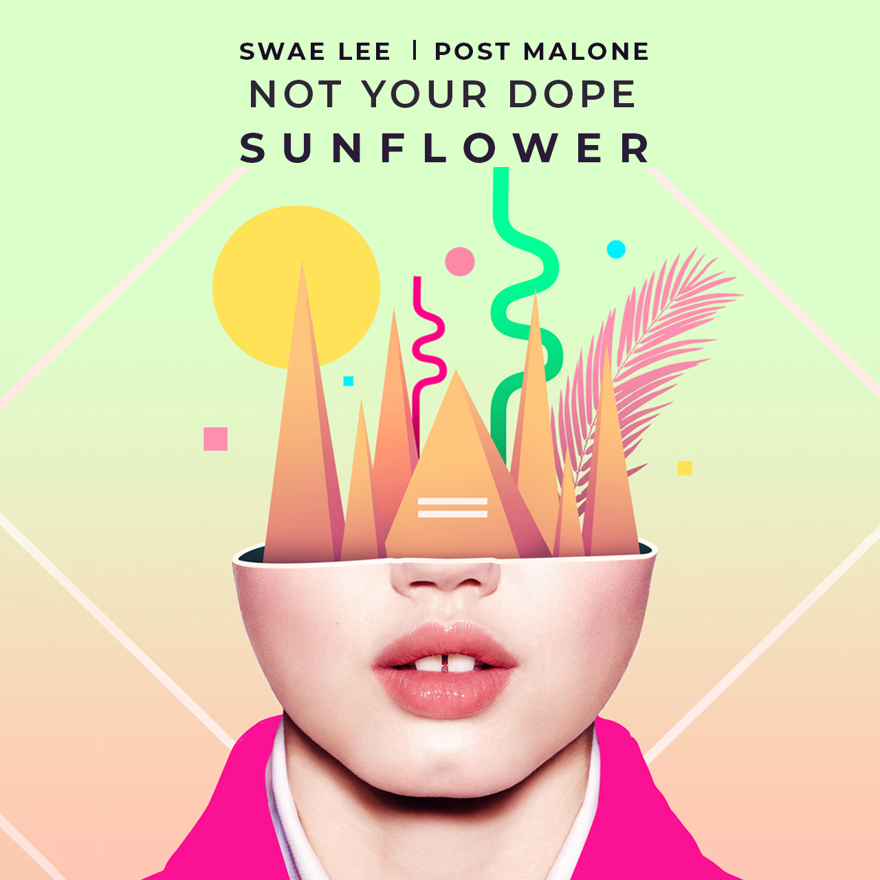 Post Malone Hit This Hard: Sunflower (Not Your Dope Remix) By