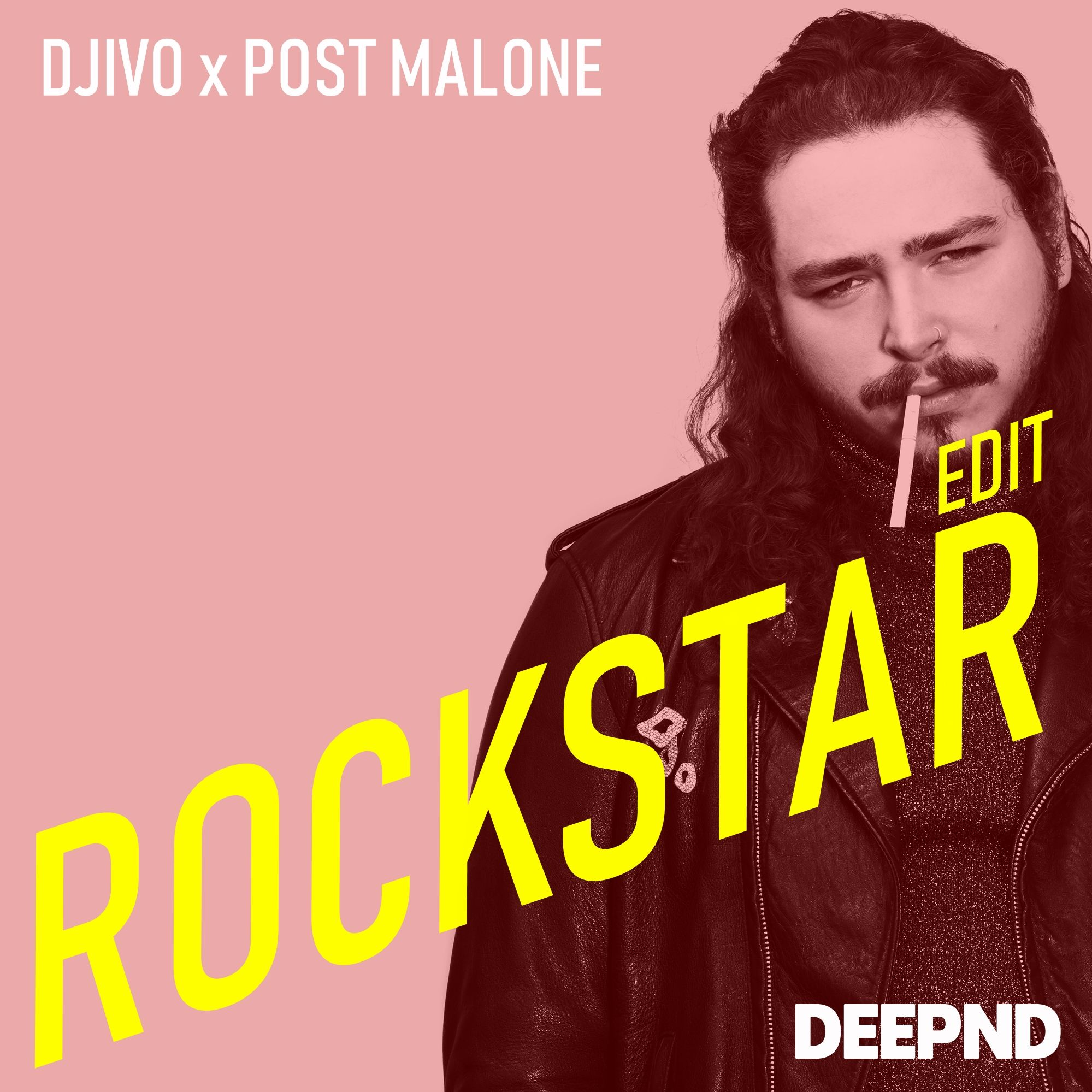 Post Malone Hit This Hard: Rockstar (Edit) By DJIVO X Post