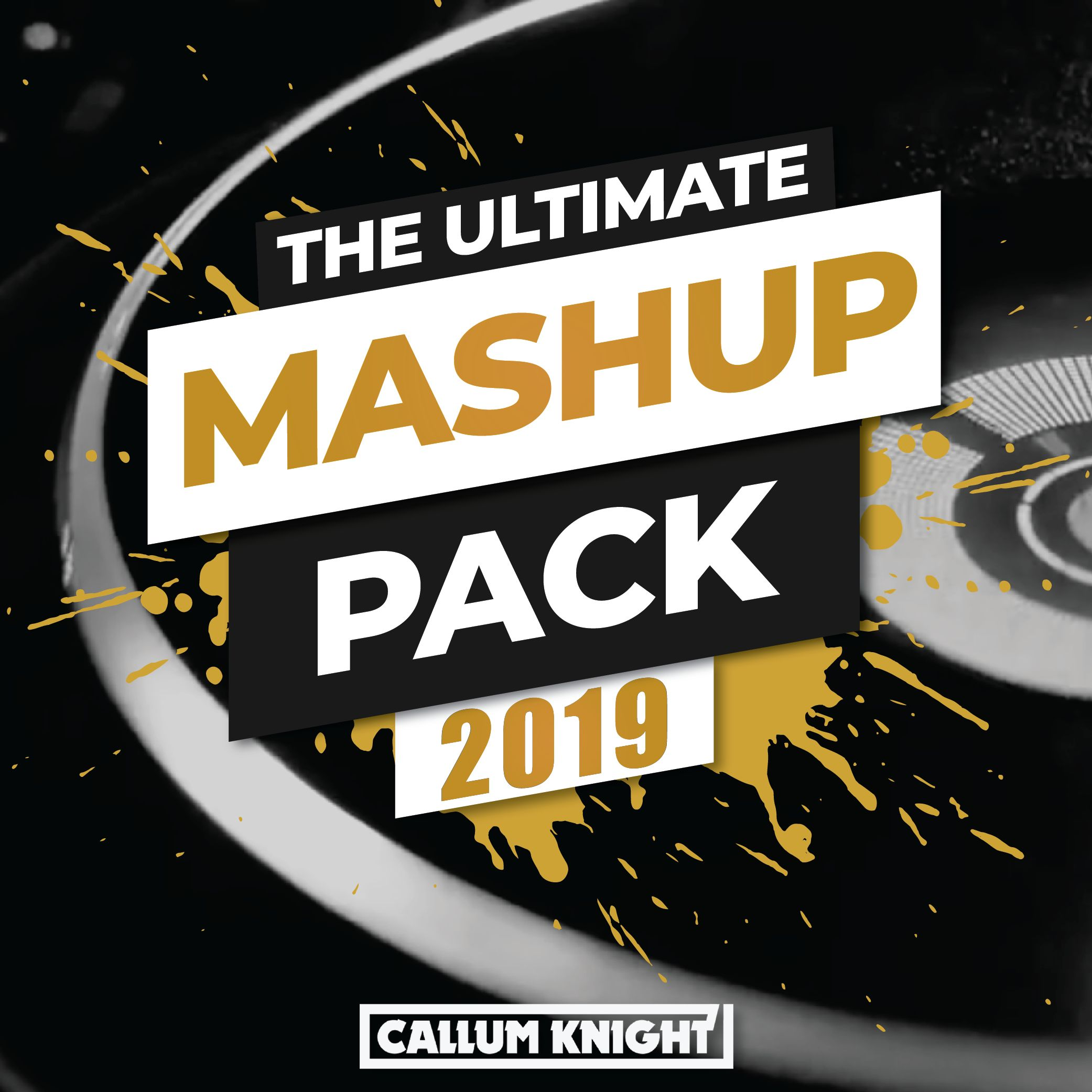 The Ultimate Mashup Pack 2019 by Callum Knight | Free