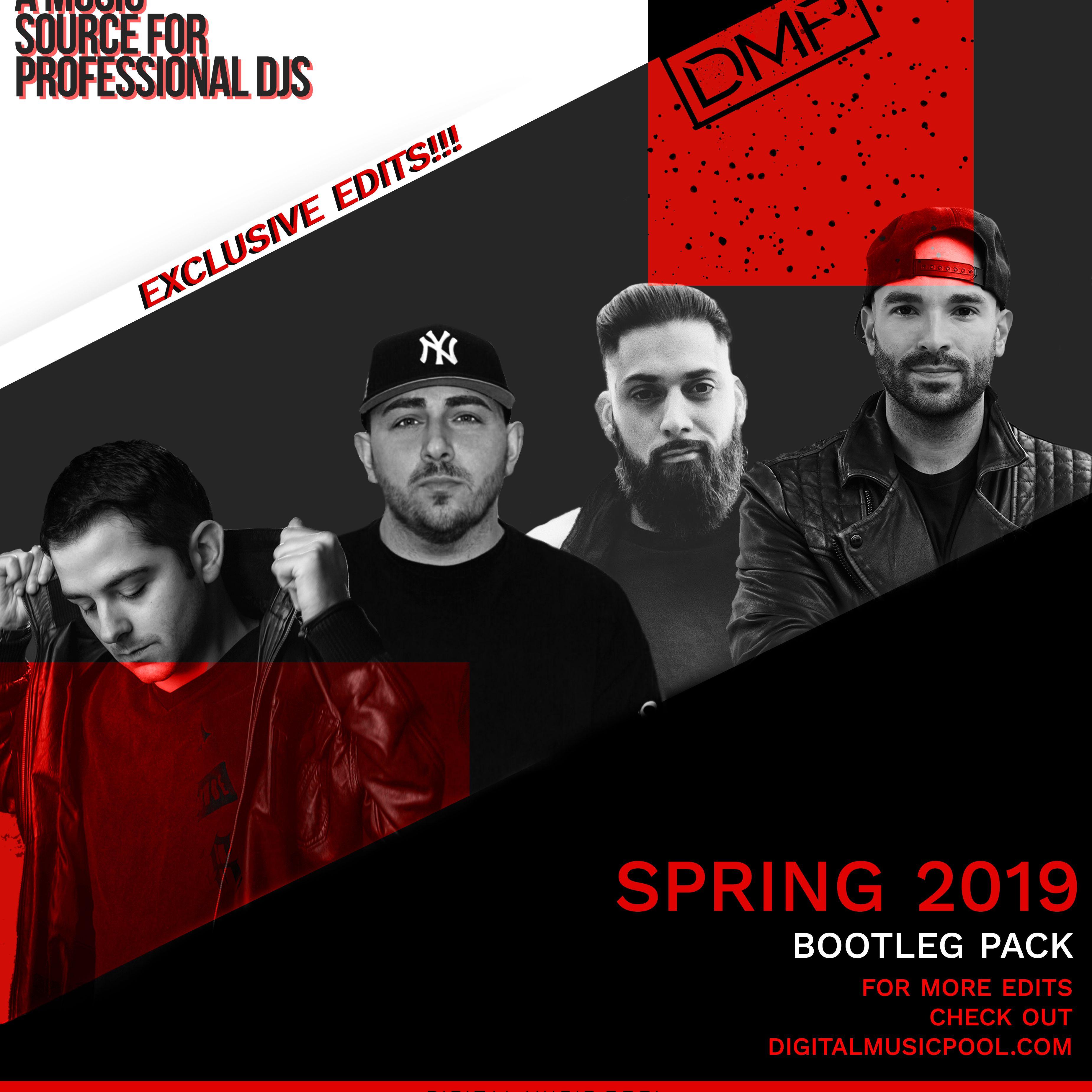 Digital Music Pool Spring 2019 Bootleg Pack by Digital Music Pool