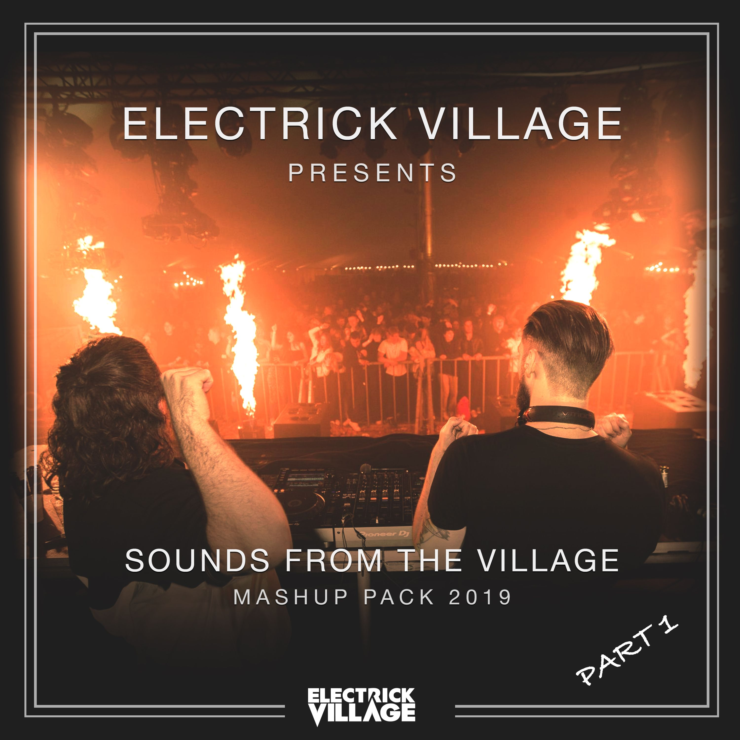 Electrick Village - Sounds From The Village - Mashup Pack