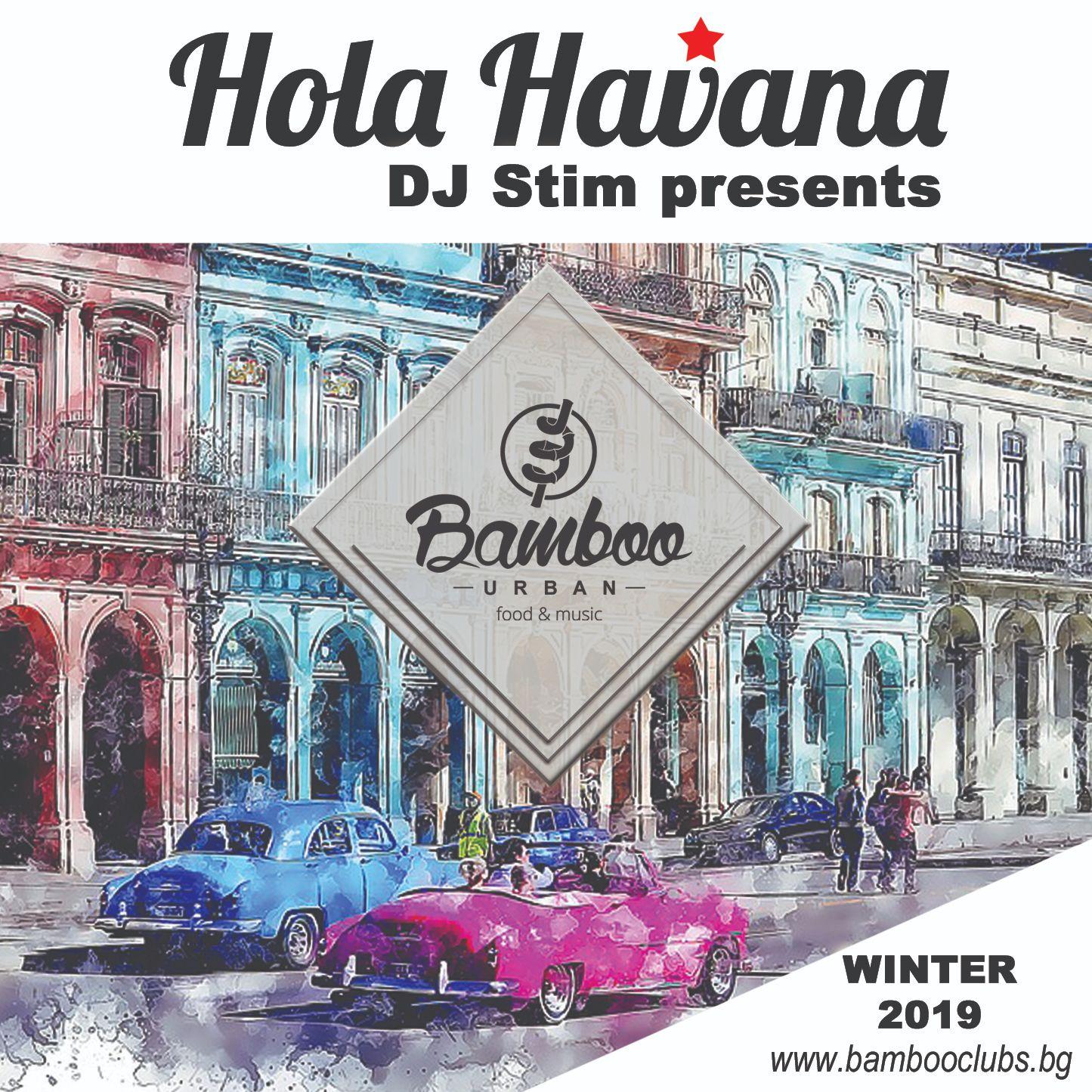 Bamboo Urban Latino Mix Winter 2019 Mixed By Dj Stim by Bamboo Beach