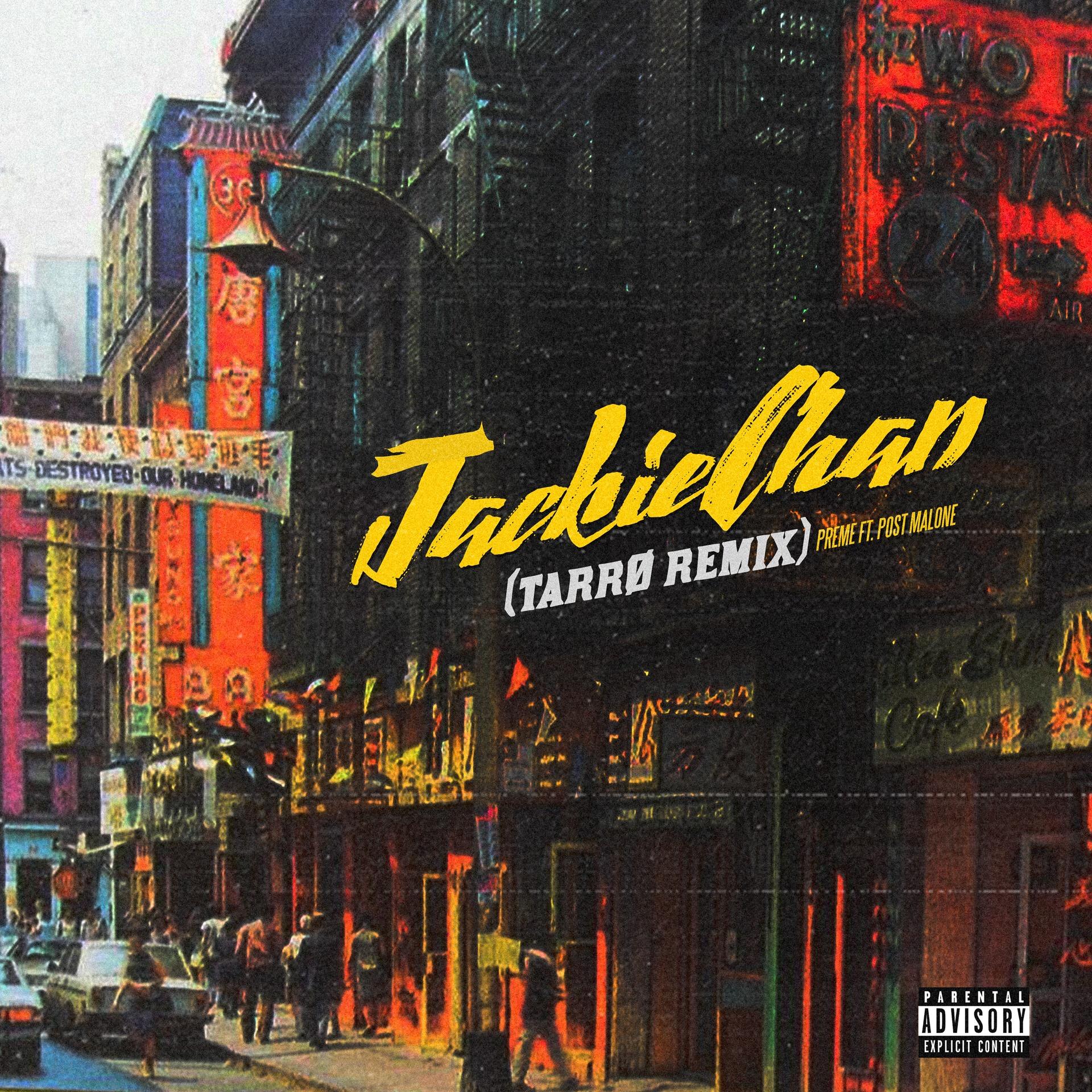 Post Malone Hit This Hard: Jackie Chan (tarro Remix) By Tarro